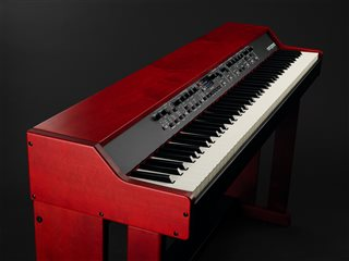 Clavia Nord Grand side