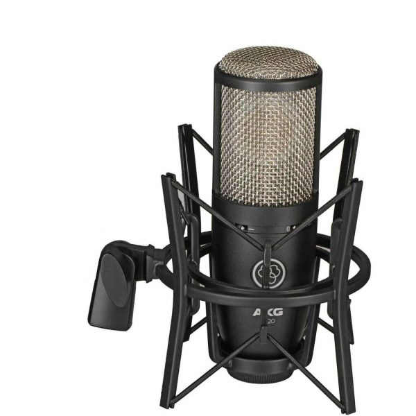 AKG P220 with holder