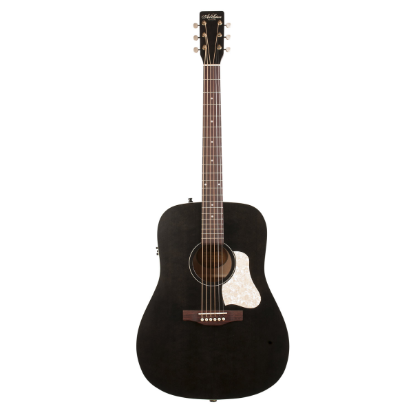 Art & Lutherie Americana Q1T Faded black front