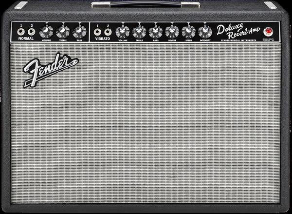 Fender 65 Deluxe Reverb 120V - 0217400000 front