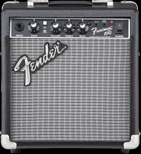 Fender Frontman 10G front