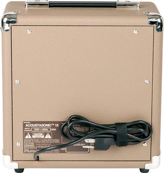 Fender Acoustasonic 15 – 2313700000 back