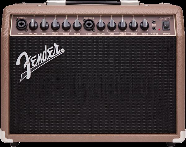 Fender Acoustasonic 40 front