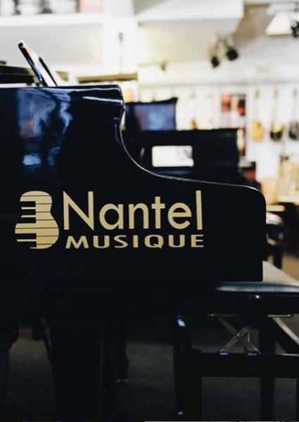 Nantel Musique Piano