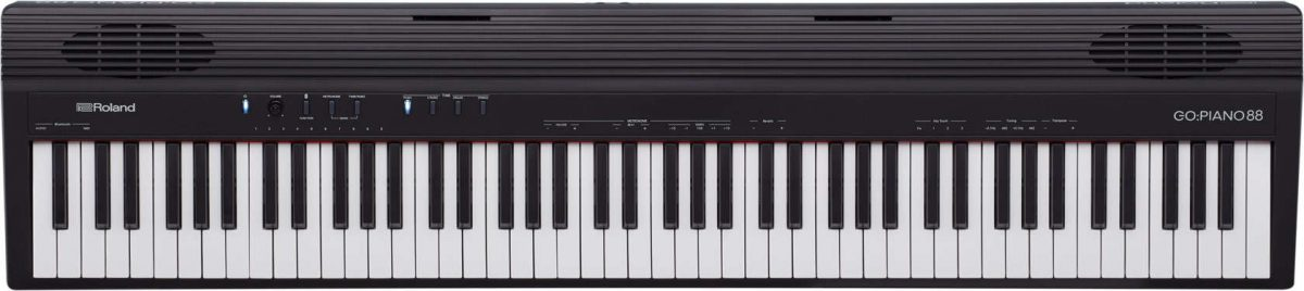 Roland GO:Piano88 top