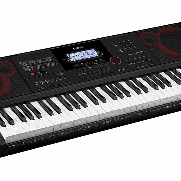 Casio CTX3000 angle
