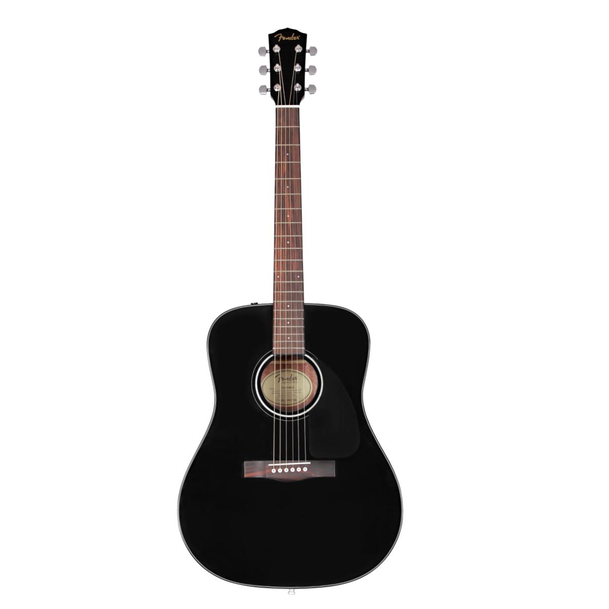 Fender 0970110206 CD-60 black