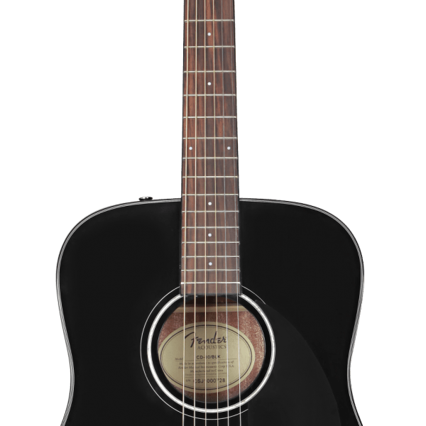 Fender CD-60 0970110206 Black