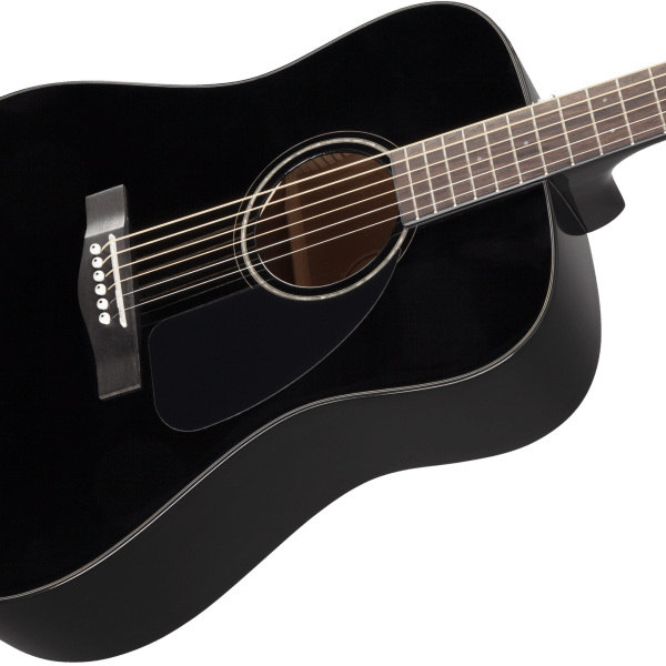 Fender CD-60 0970110206 Black angle