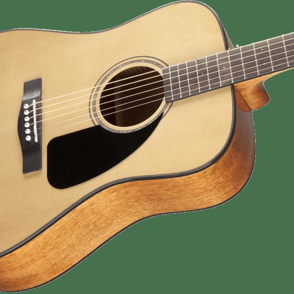 Fender CD-60 0970110221 Natural angle