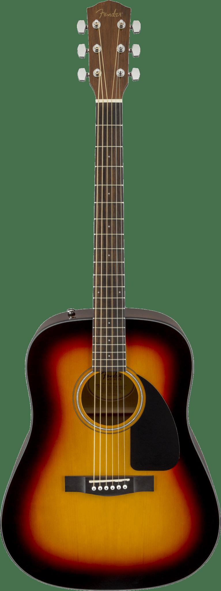 Fender CD-60 0970110232 Sunburst