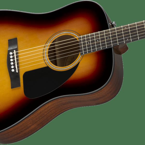 Fender CD-60 0970110232 Sunburst angle