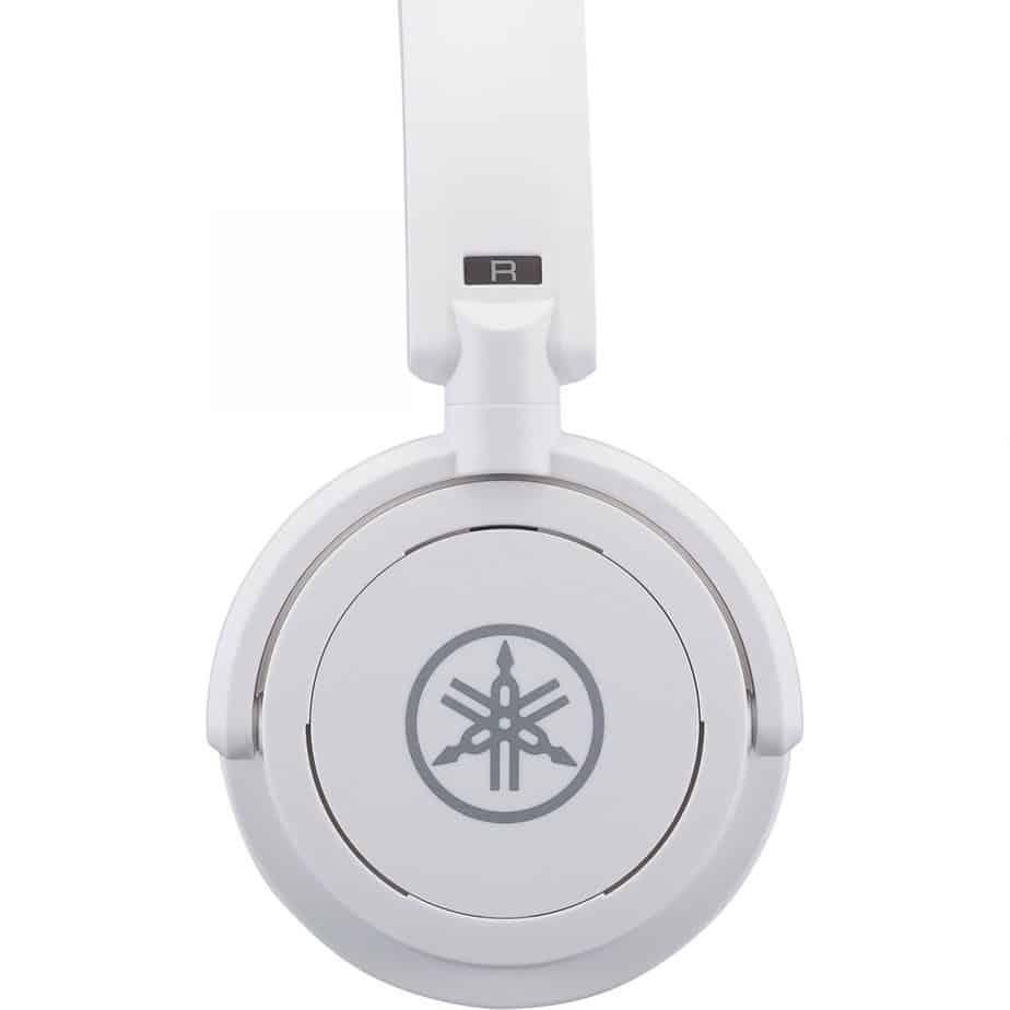 Yamaha HPH-100 white side