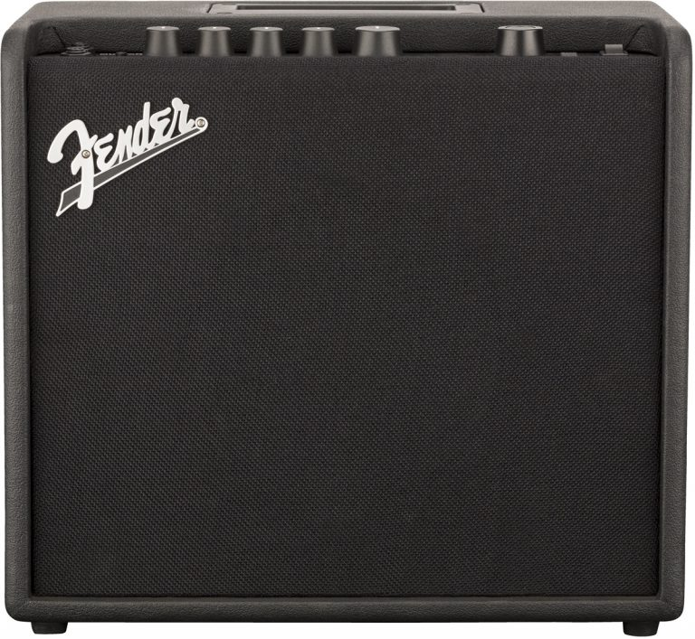 Fender Mustang Lt25 amplifier 2311100000 face