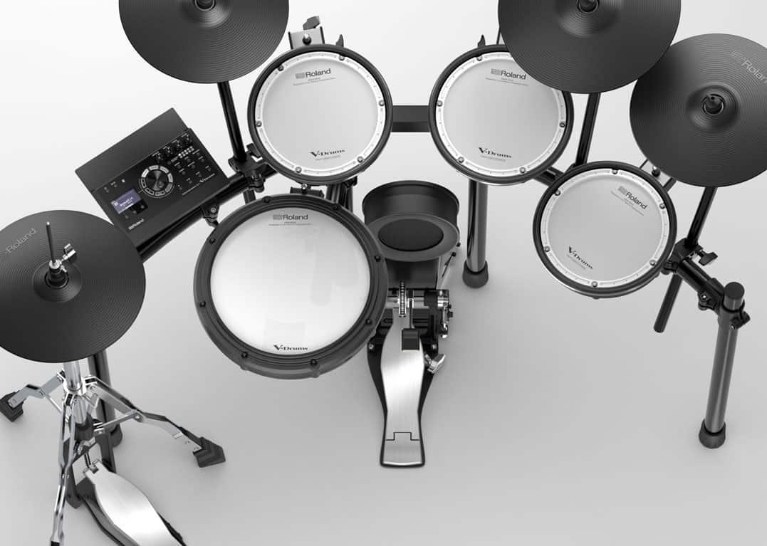 Roland TD17KVX snare