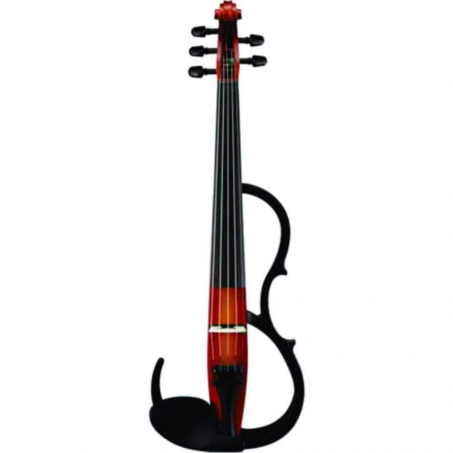 silent 5 string violin