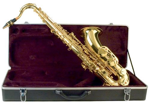 Palatino WI820T Tenor Saxophone with case