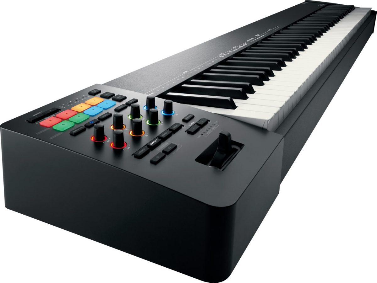 Roland A88MKII angle