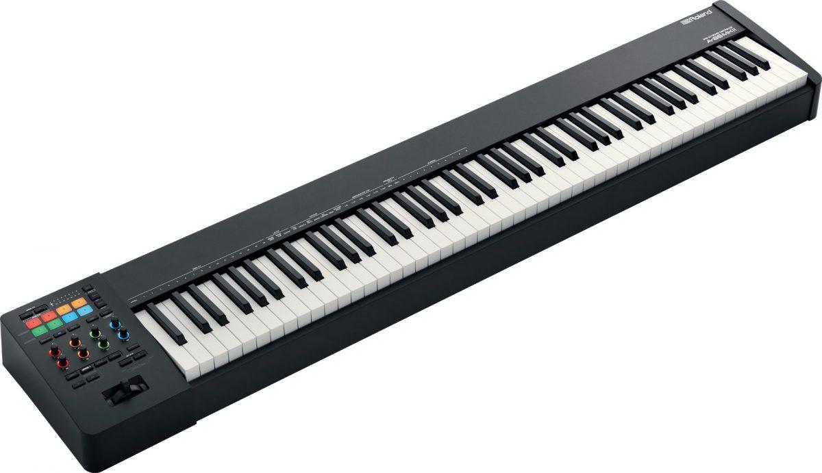 Roland A88MKII diagonal