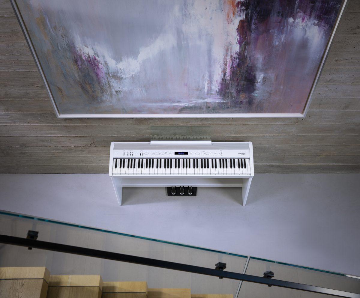 Roland FP60XWH Expand Sound