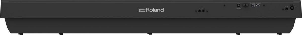 Roland FP30XBK rear