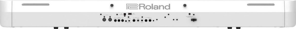 Roland FP90XWH rear