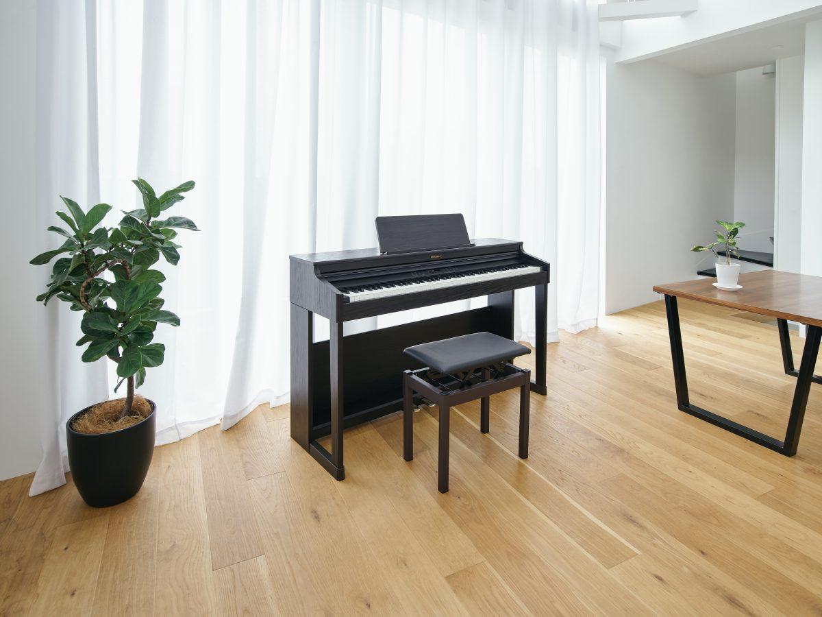 Roland RP701CH room
