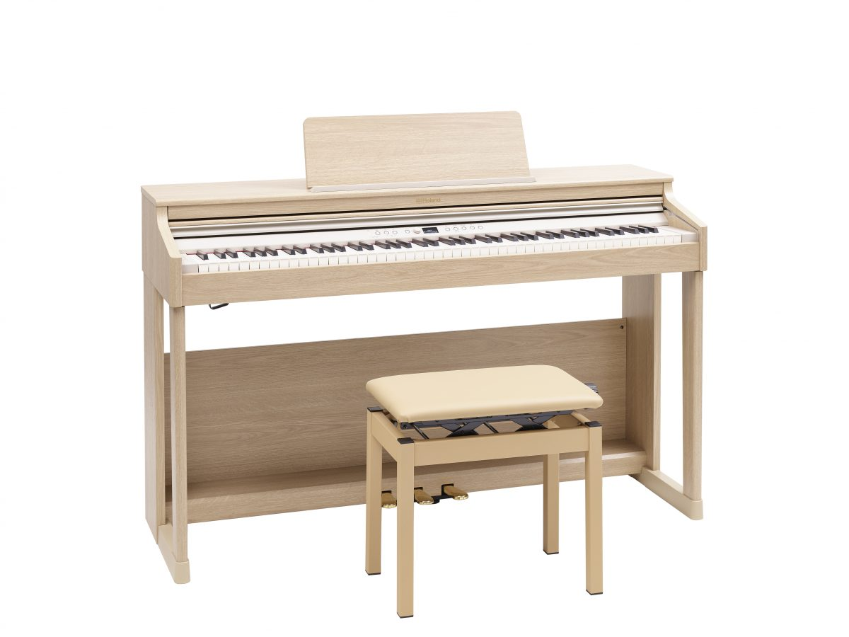 Roland RP701LA with bench