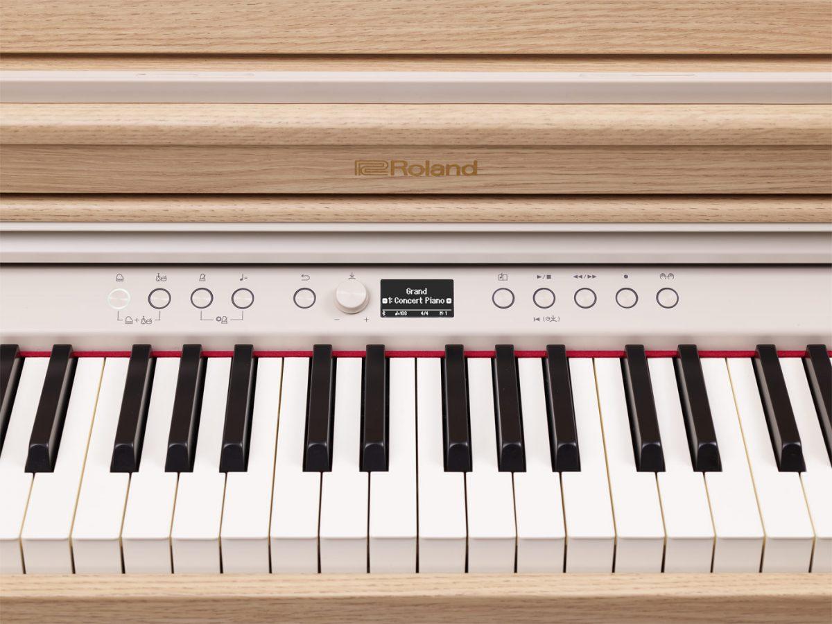 Roland RP701LA panel