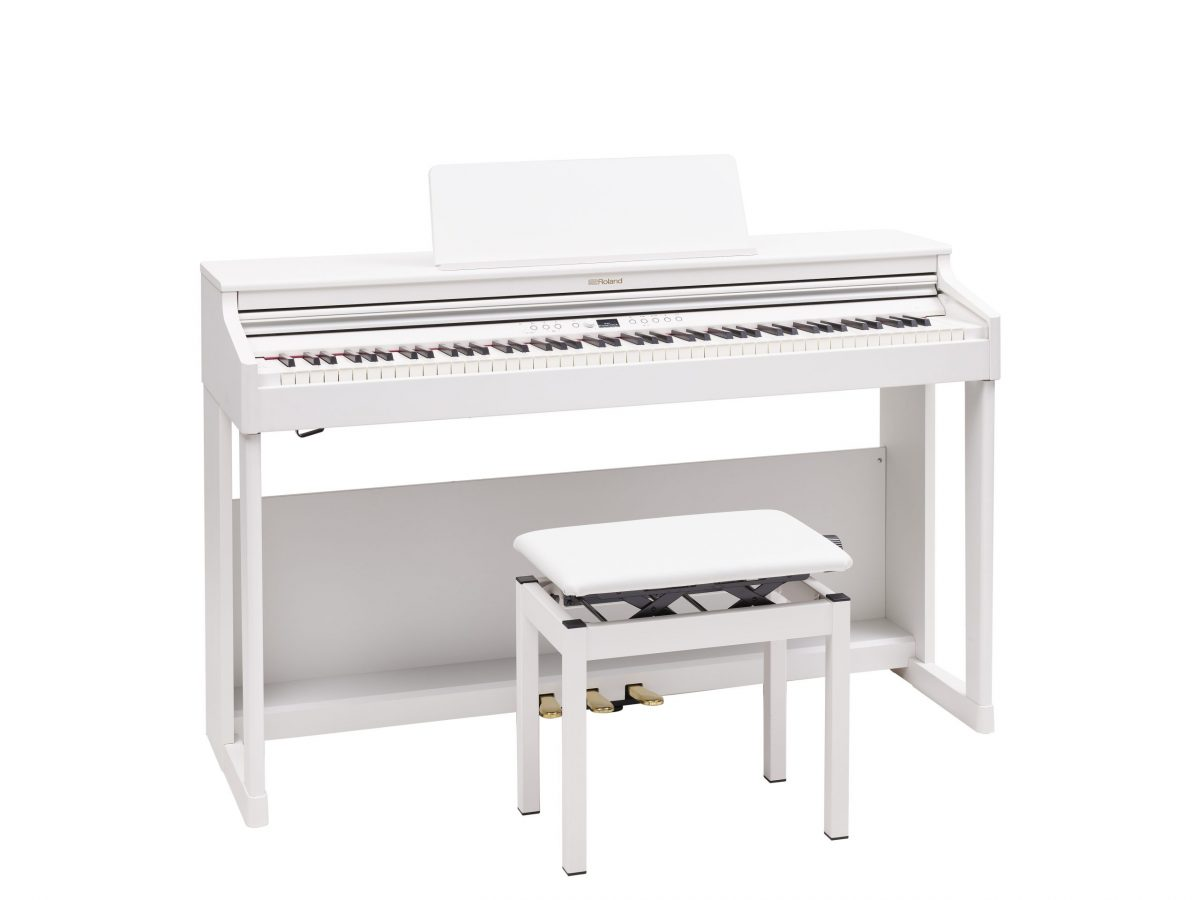 Roland RP701WH with bench