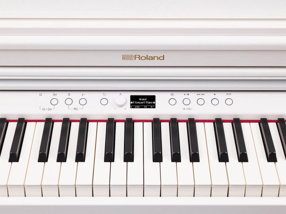 Roland RP701WH panel