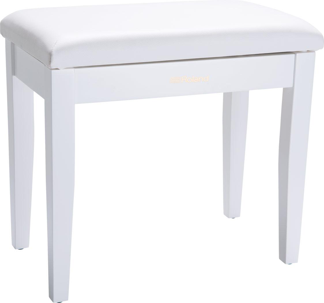 Roland RPB100WH white bench