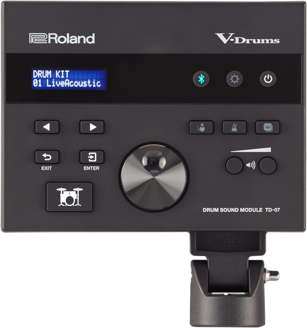 Roland TD07KV - V-Drums Kit Module with Phone