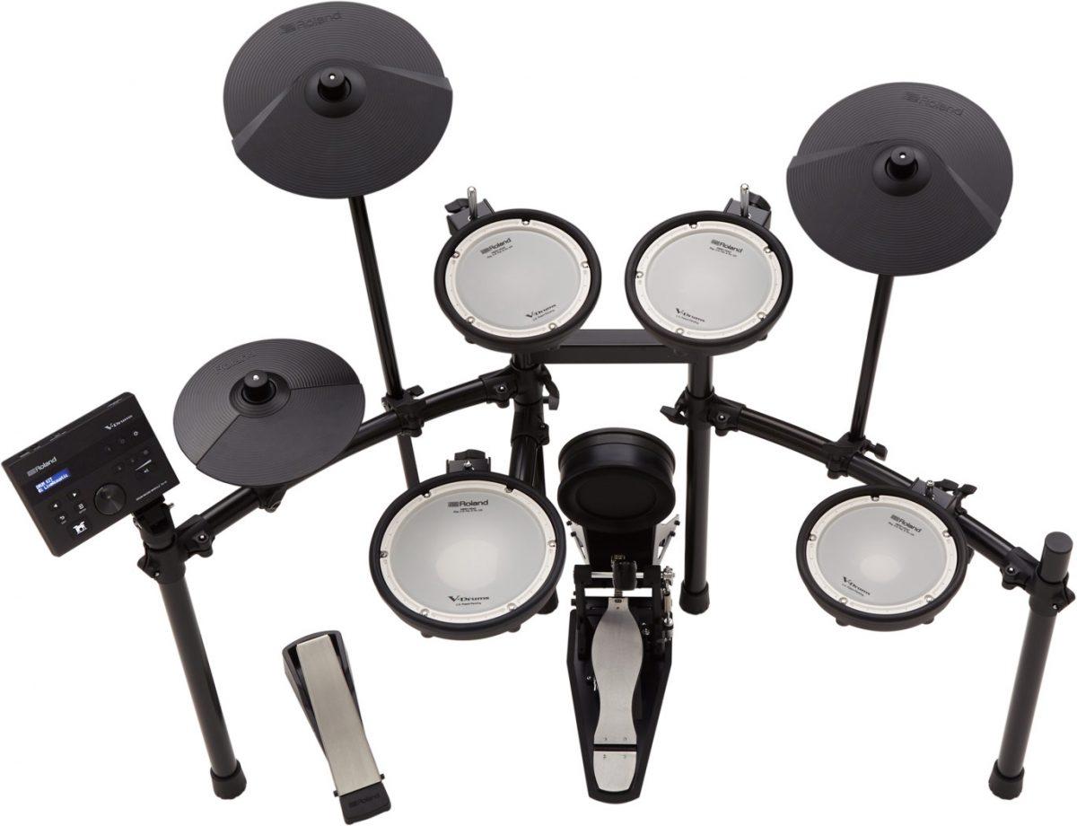 Roland TD07KV - V-Drums Kit Top
