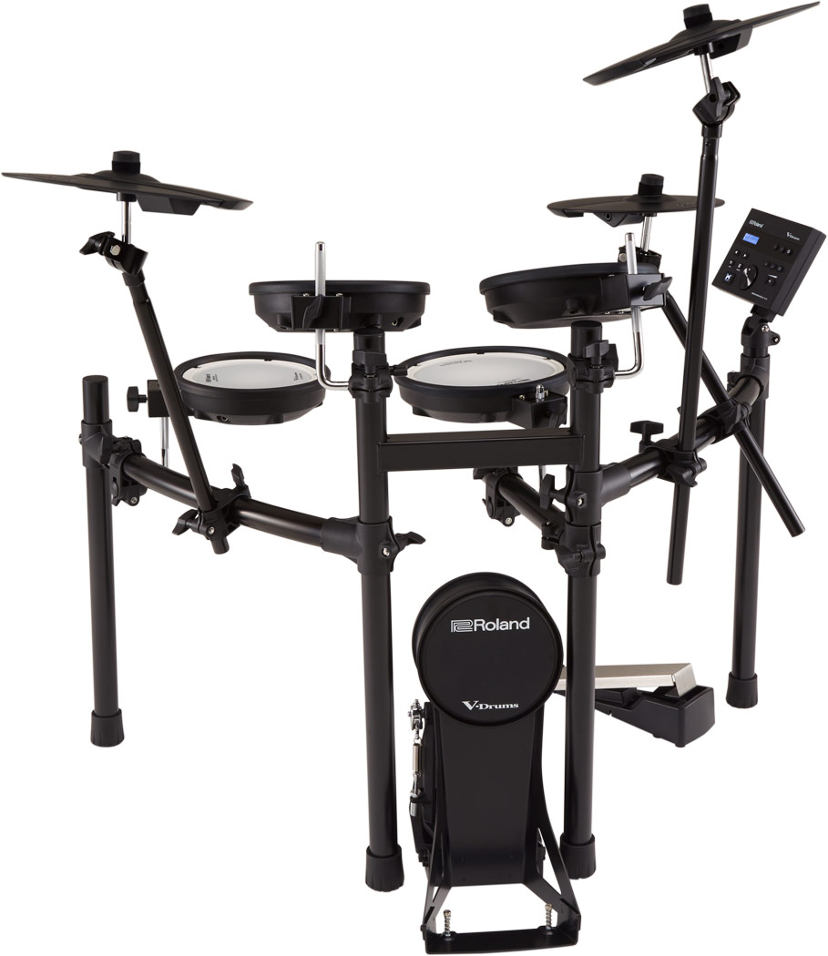 Roland TD07KV - V-Drums Kit Rear