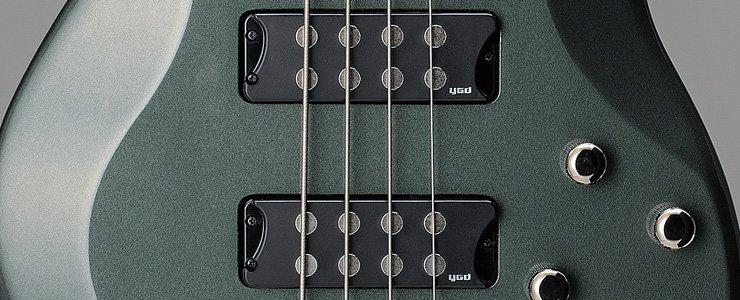 Yamaha-TRBX305FTB Bass 5 String