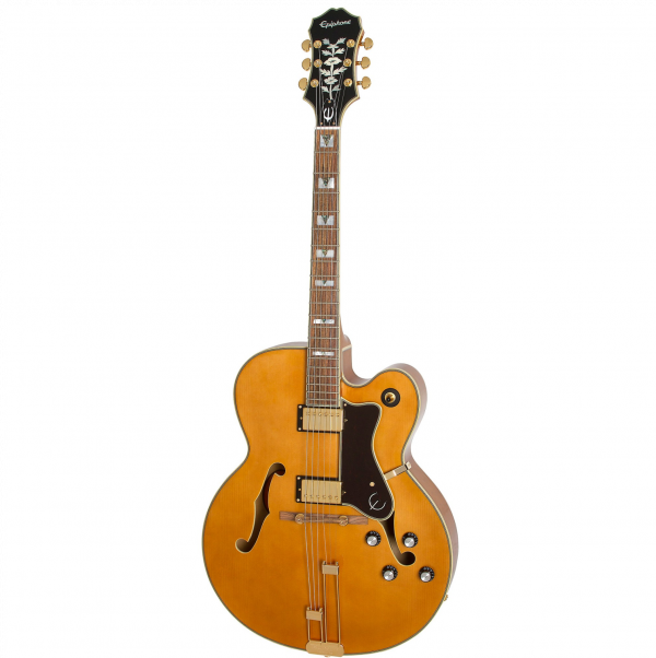 Epiphone Broadway in Vintage Natural - ETBWVNGH