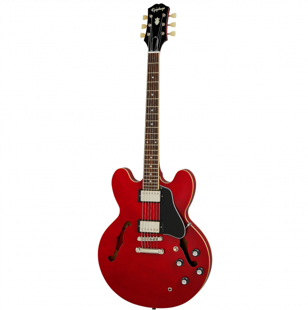 Epiphone Inspired by Gibson ES-335 - Cherry - IGES335CHNH
