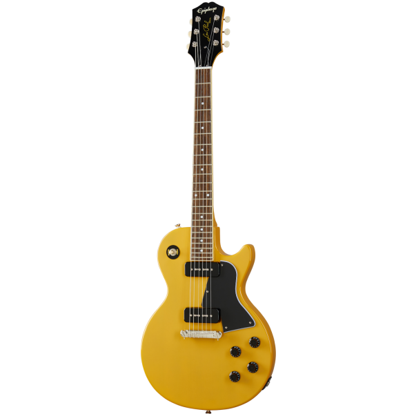 Epiphone Les Paul Special - TV Yellow - EILPTVNH