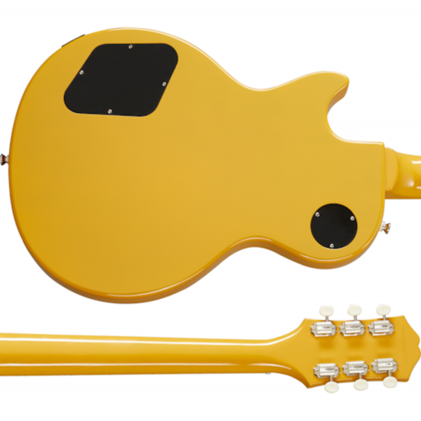 Epiphone Les Paul Special - TV Yellow - EILPTVNH-back