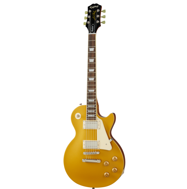Epiphone Les Paul Standard 50s – Metallic Gold - EILS5MGNH