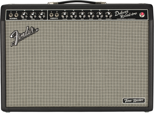 Fender Tone Master® Deluxe Reverb®Amp front