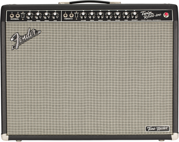 Fender Tone Master® Twin Reverb®Amp front