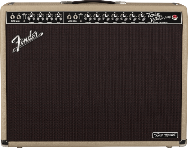 Fender Tone Master® Twin Reverb® Blonde front