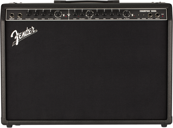 Fender CHAMPION™ 100XL front