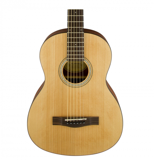 Fender-FA-15-3.4-Scale-Acoustic-with-Gig-Bag-Natural-face-0971170121
