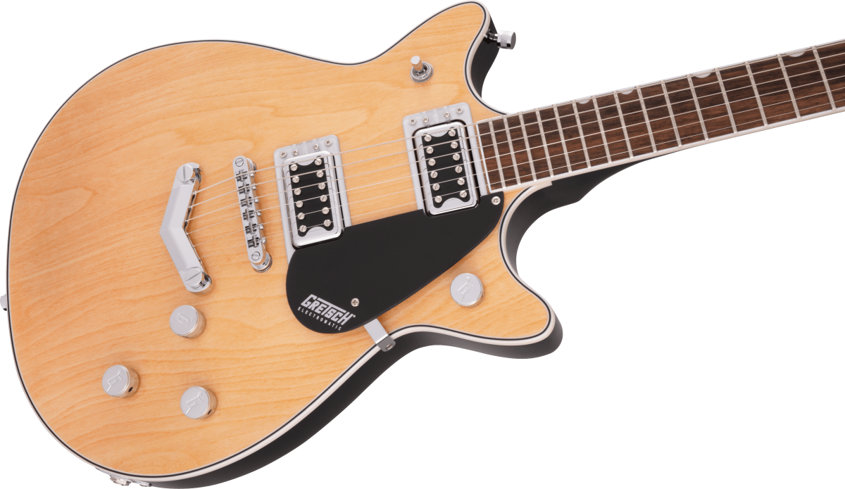 Gretsch G5222 Electromatic Double Jet Natural body