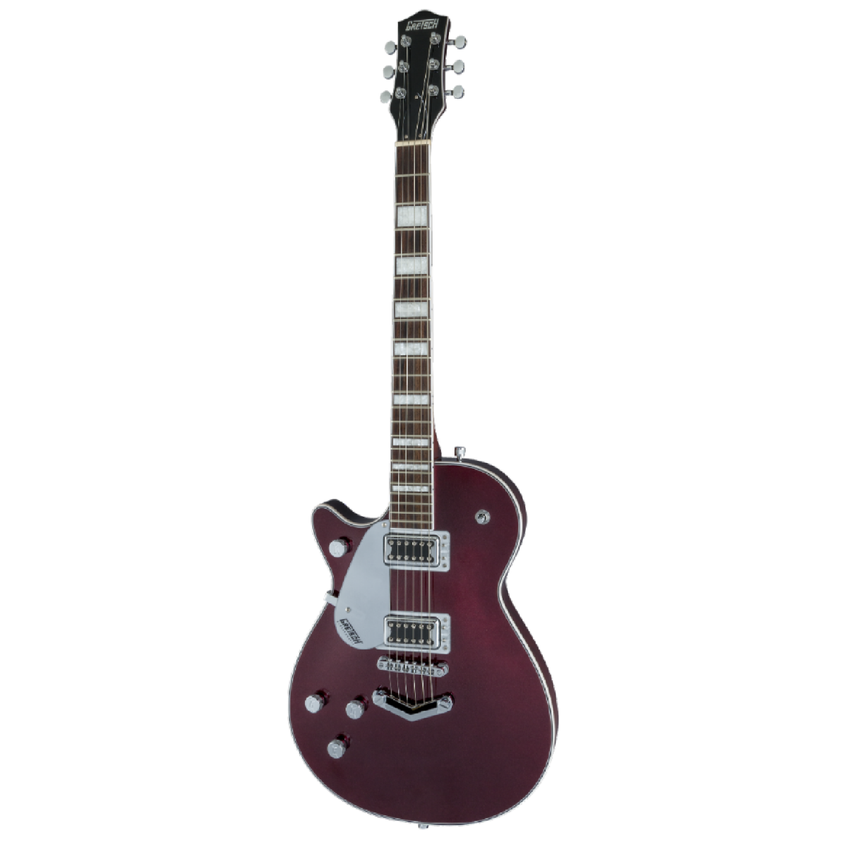 Gretsch G5220 Electromatic Jet Left-Handed Cherry slant