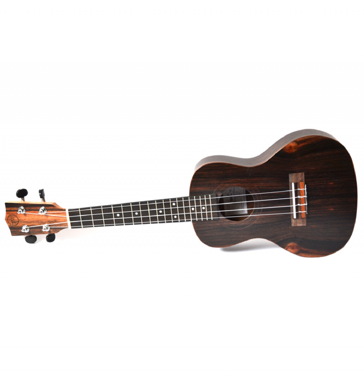 Twisted Wood Dorado Tenor Ukulele - DO300T down