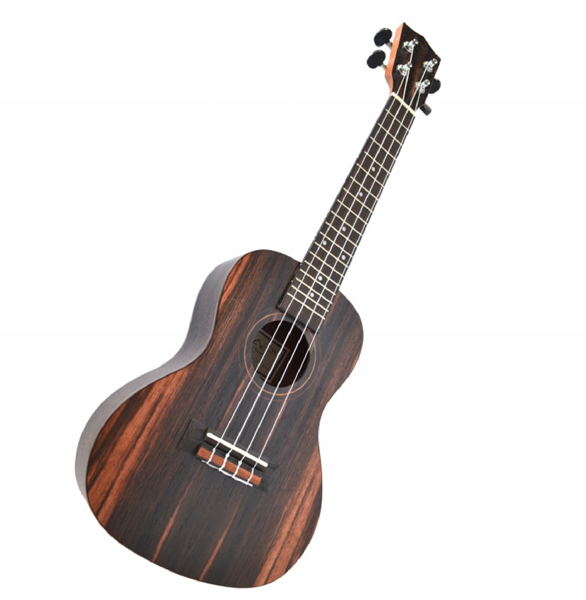 Twisted Wood Dorado Tenor Ukulele - DO300T side